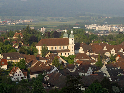 Arlesheim   Dorf