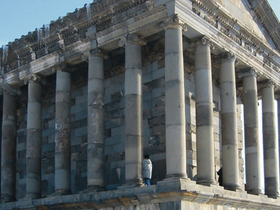 Armenia  Garni Side