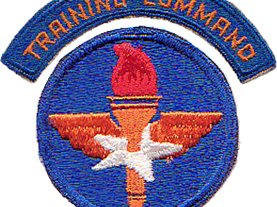Army  Air  Forces  Training  Command     Patch
