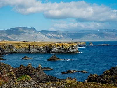 Arnarstapi To Hellnar - Gorgeous Snaefellsnes Peninsula