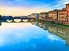 Arno River At Florence - Tuscany