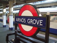 Arnos Grove Roundel
