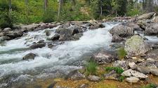 Around Jenny Lake Loop Trail - Grand Tetons - Wyoming - USA