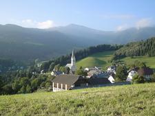 Arriach With Four Evangelists Church