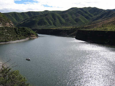 Arrowrock Reservoir