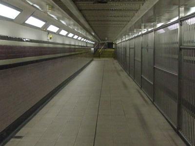 Arsenal Station Passageway