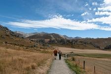 @ Arthur's Pass National Park - Canterbury NZ