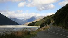 Arthur's Pass Panorama - South Island NZ