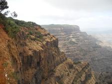Arthur's Seat Cliff Top - Mahabaleshwar - Maharashtra - India