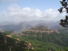 Arthur's Seat Right View - Mahabaleshwar - Maharashtra - India