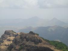 Arthur's Seat Sahyadri Range View - Mahabaleshwar - Maharashtra - India