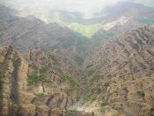 Arthur's Seat Valley Views - Mahabaleshwar - Maharashtra - India