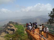 Arthur's Seat View Point - Mahabaleshwar - Maharashtra - India