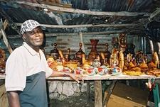 Artisan In Port-au-Prince