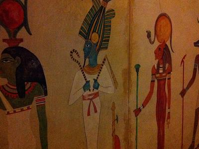 Art Of Egyptian Museum