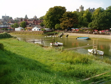Arundel West Sussex River Arun