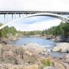 Arvida Bridge In Jonquire