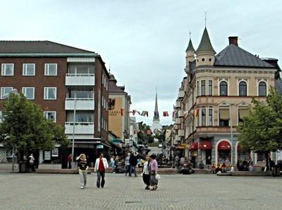 Arvika Centre