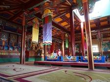 Aryabal Meditation Temple In Terelj NP