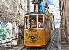 Ascensor Da Bica - Lisboa Portugal
