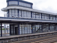 Ashford International Rail Station