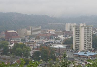 Ashland K Y  Downtown