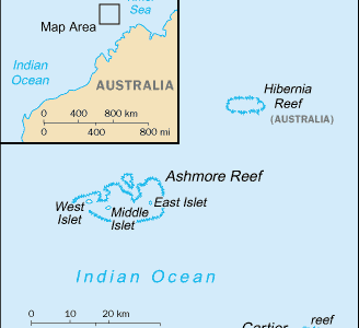 Ashmoreand Cartier Islands