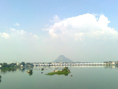 A Shot From NH-47 Bridge