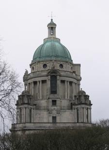 Ashton Memorial Upper Levels