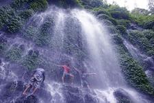Asik-asik Falls In Alamada, North Cotabato