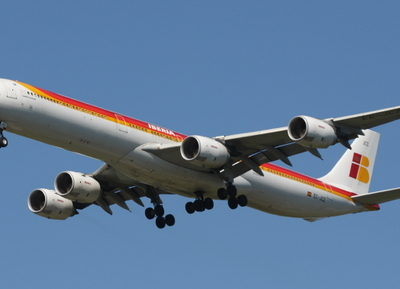 Iberia Operates Twice Daily Services To Madrid.