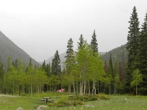 Campground Aspen