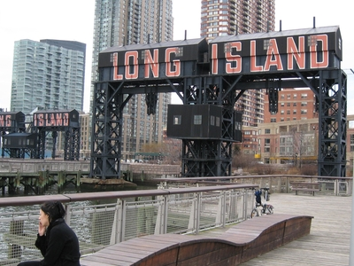 As Seen From Pier 4