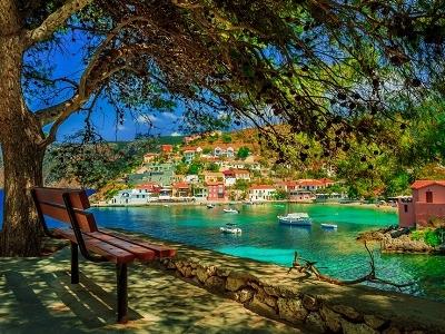 Assos Beach - Cephalonia