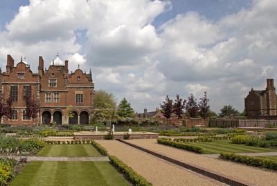 Aston  Hall  Gardens