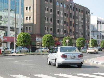 A Street In Al Karama