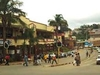A Street In Downtown Mbabane