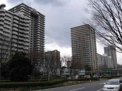 A Street In Hikarigaoka Nerima