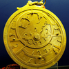 Astrolabe Persian