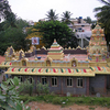 A Temple At Malleswaram