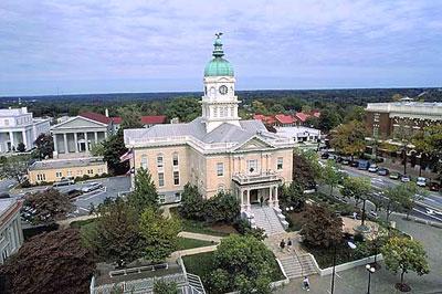 Athens Georgia City Hall