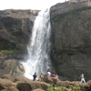 Athirapilly Waterfalls Close View