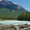 Atlantic Falls Trail - Glacier - Montana - United States