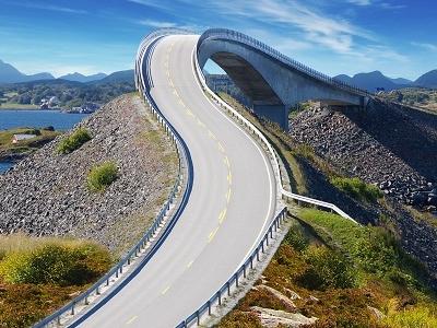 Atlantic Ocean Road - Norway