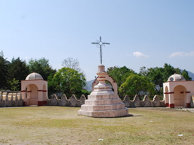 Atrim With Cross At Tilaco