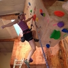 At Stoneworks Climbing Gym - Beaverton OR