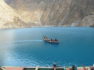 Attabad Lake,Hunza