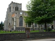 Attleborough Church