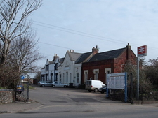 Attleborough Station