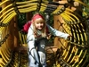Attractions For Children At Ventspils Adventure Park